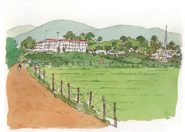 valley resort araku