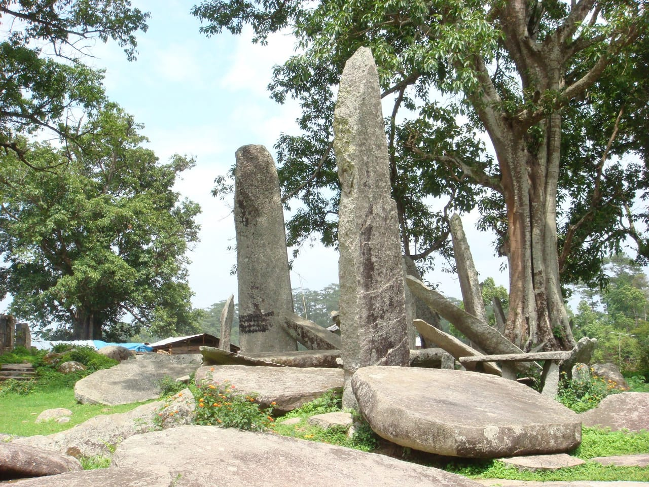 Nartiang Monoliths