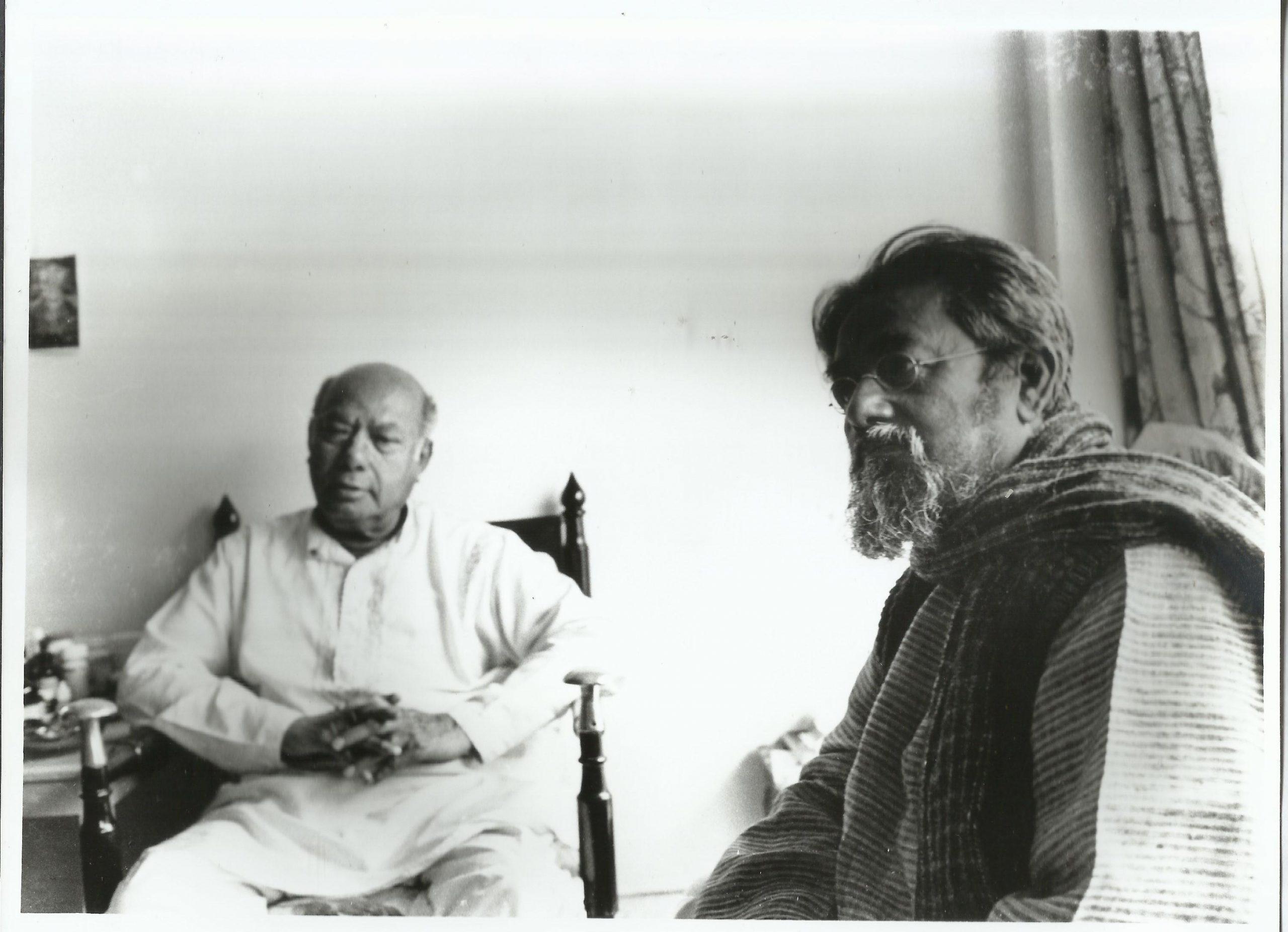 Ali Akbar Khan Sarbari Roy Choudhury
