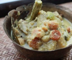 peper sukto easy recipe