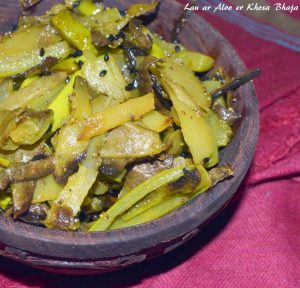 Khosa stir fry recipe