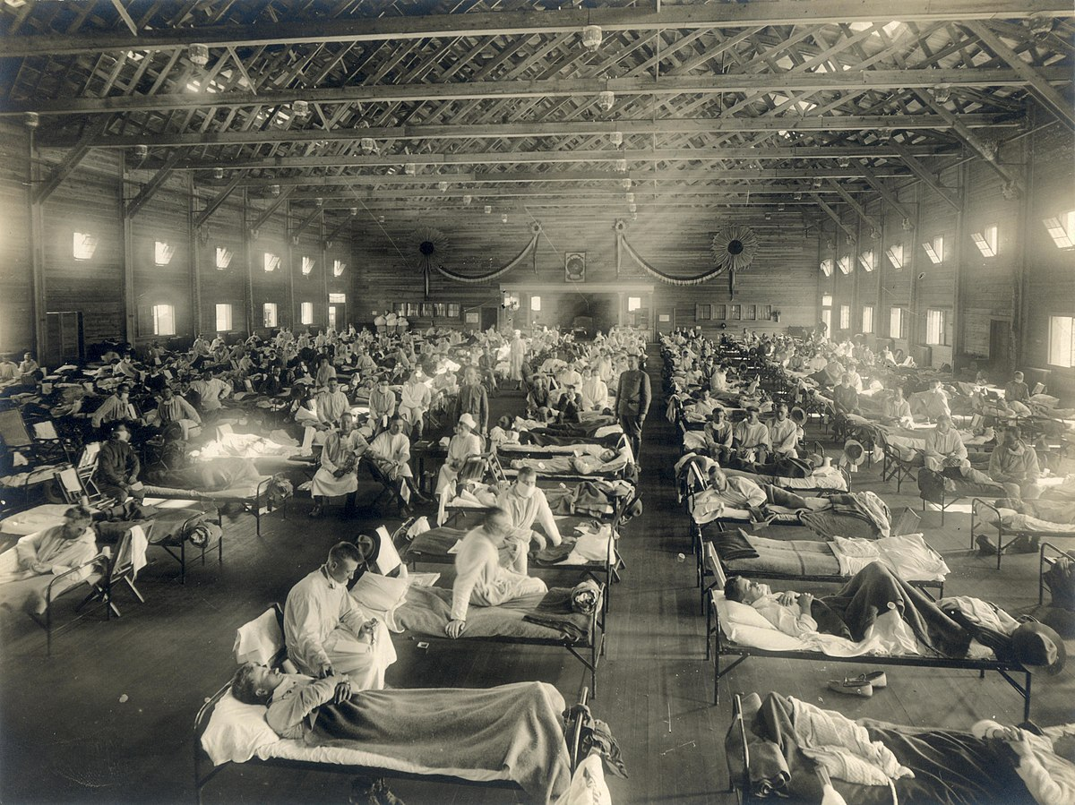 spanish flu wikimedia commons