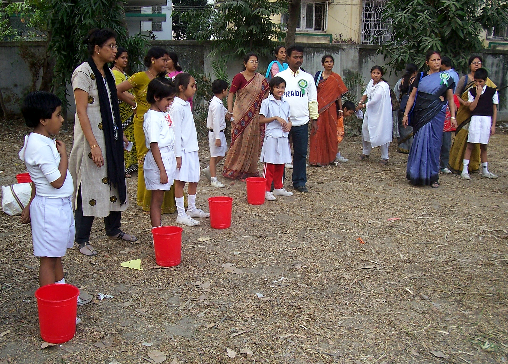 Pradip autism centre sports