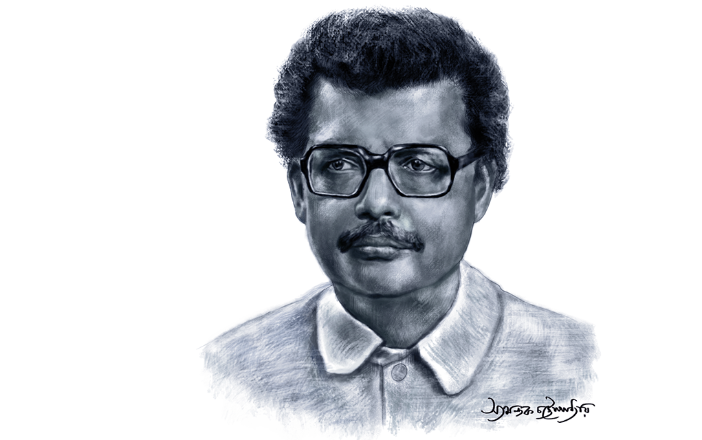 gourkishore ghosh illustration
