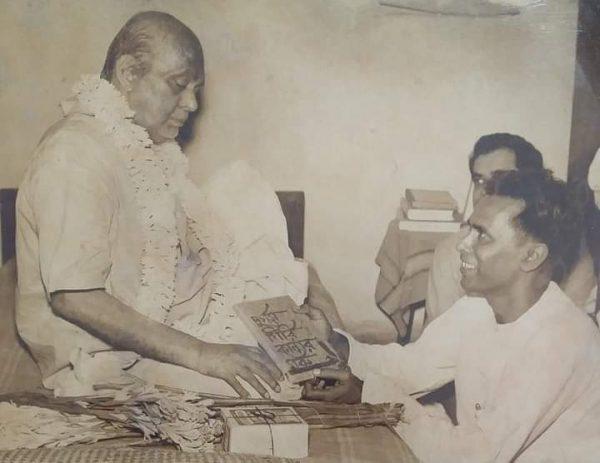 নজরুল ও বীরেন্দ্র চট্টোপাধ্যায়