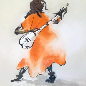 Fakir painting