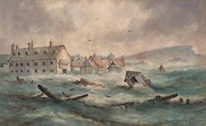 Flood Natural Calamity