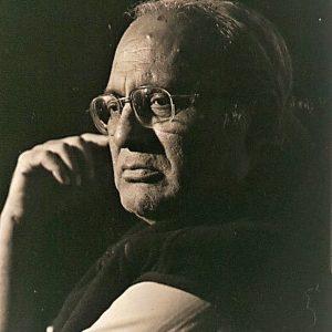 Poet Bhaskar Chakraborty